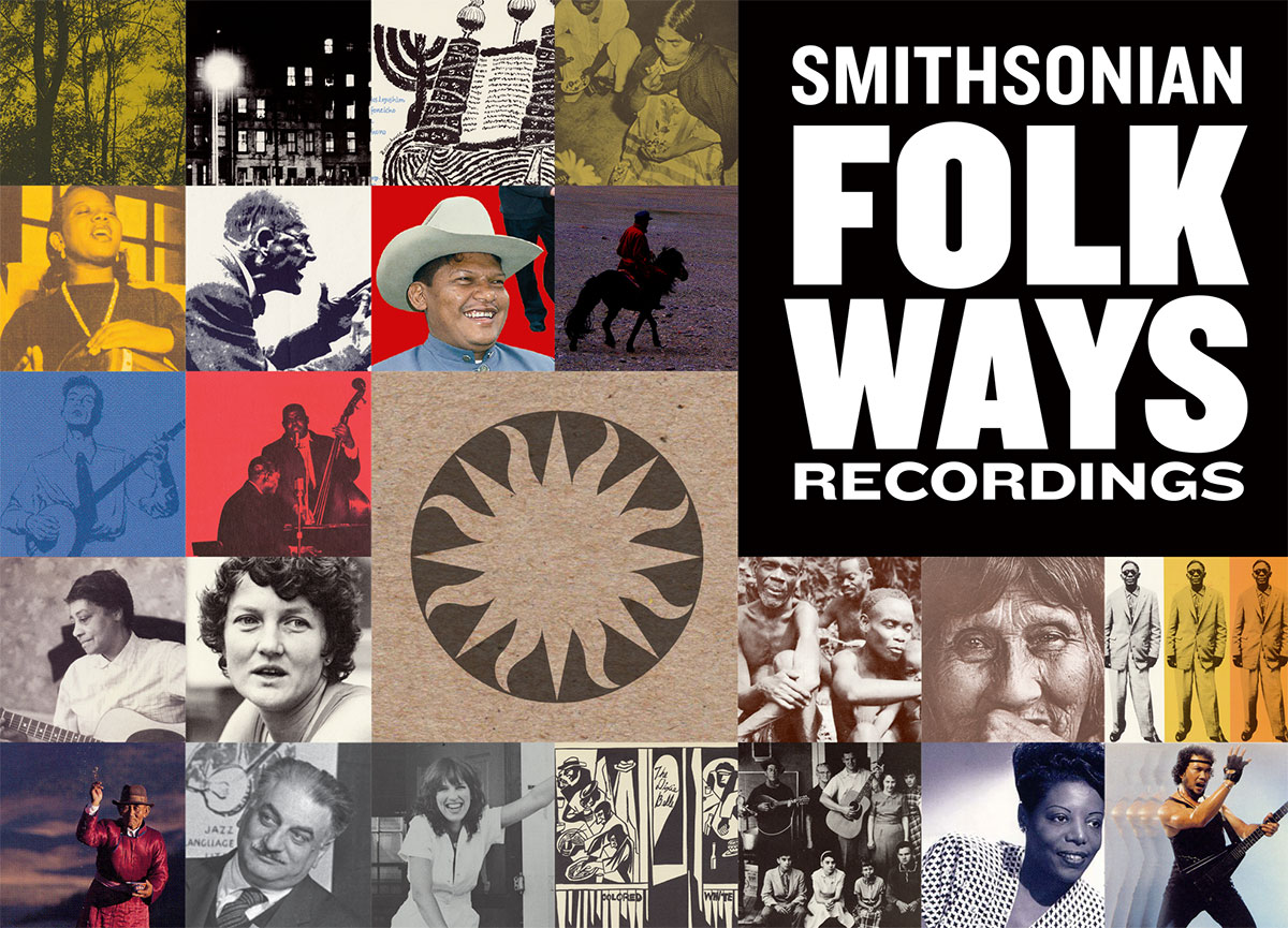 Smithsonian Folkways Recordings Business Records