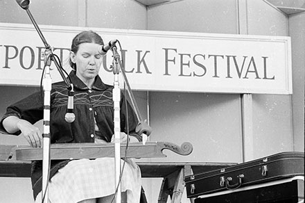 Smithsonian Folkways Remembers Jean Ritchie (1922-2015)