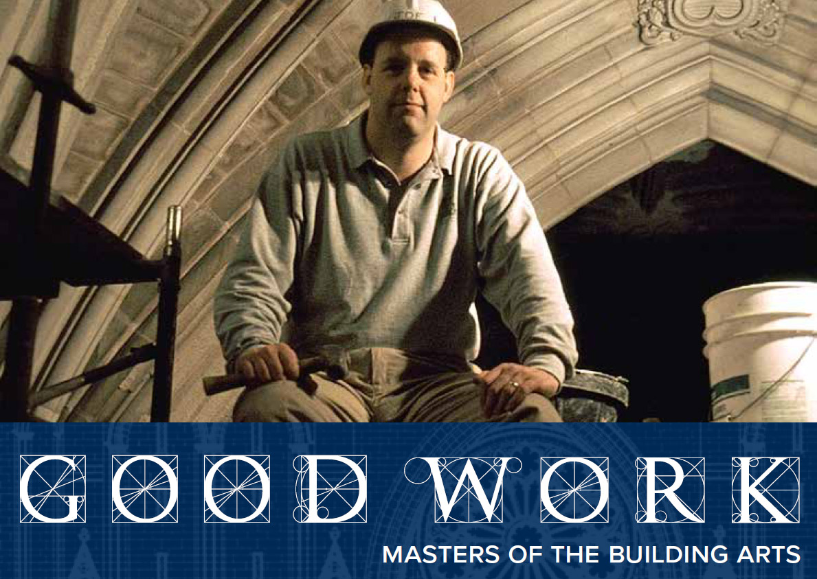 Film Screening: Good Work: Masters of the Building Arts at National Cathedral