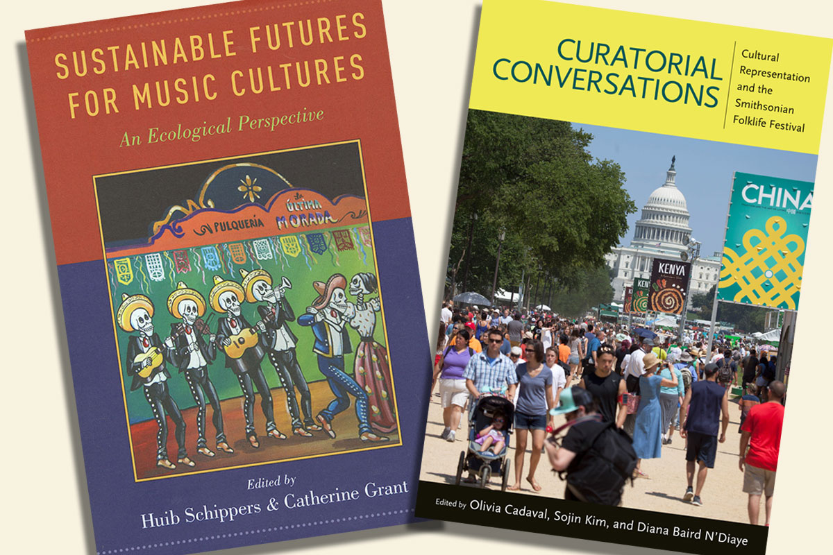 Folklife Curators Honored Again for Excellence in Research