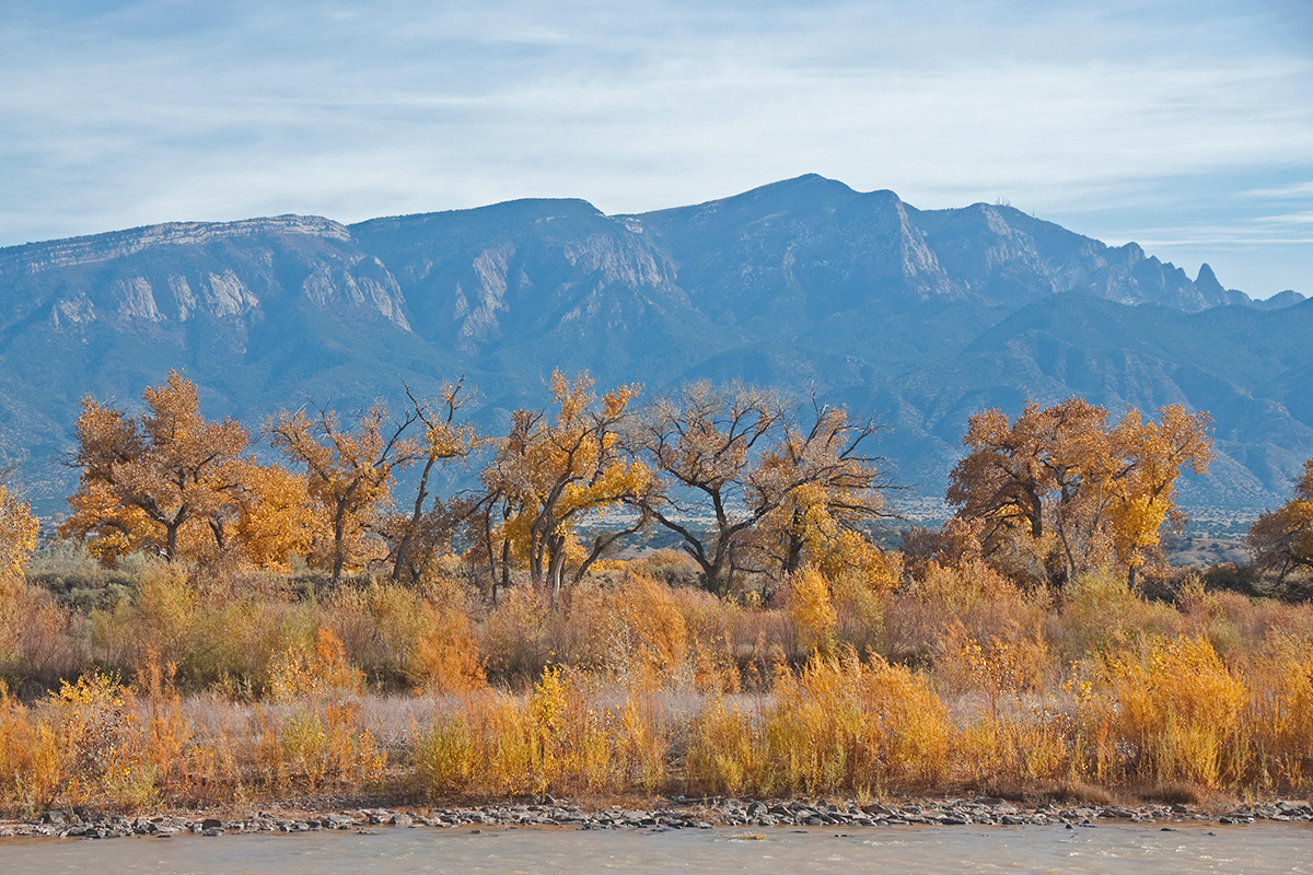 Autumn in Bernalillo, New Mexico: Pueblo Traditions and the Pull of Querencia