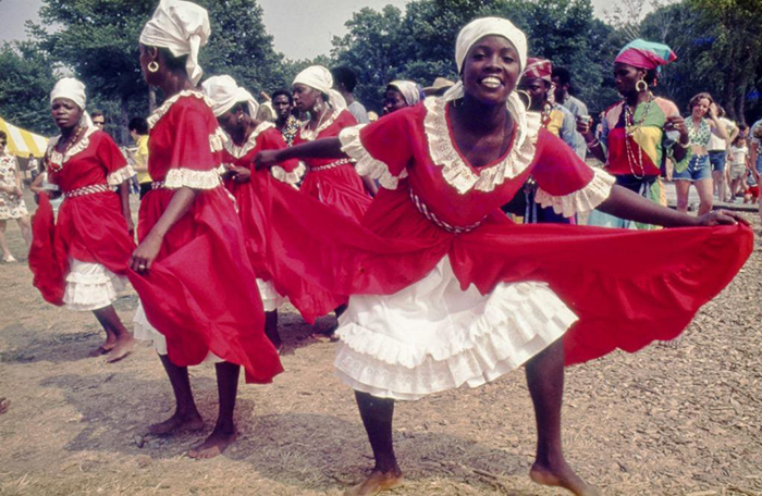 Continuity, Change, and Cultural Connections: African Diaspora at the Folklife Festival