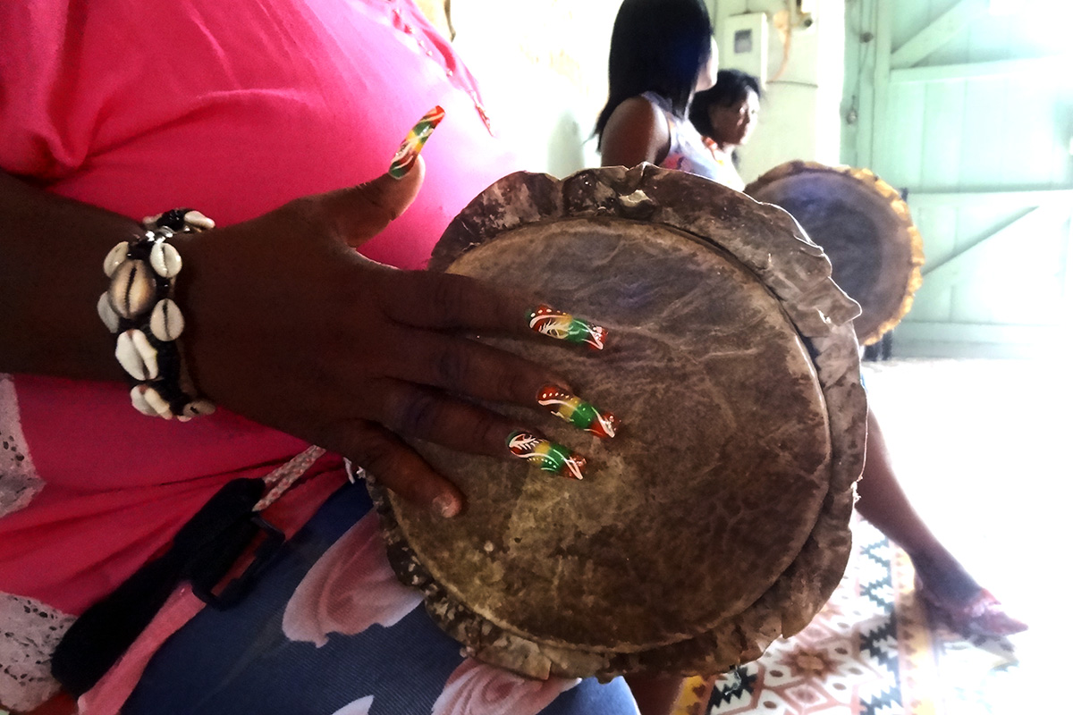 The Rise of Female Batá Drummers