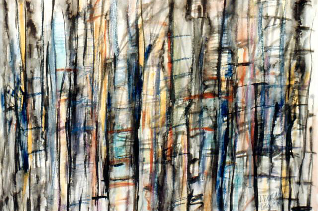 Cuban Identity and Transculturation in Abstract Painting: An Interview with Ramón Menocal