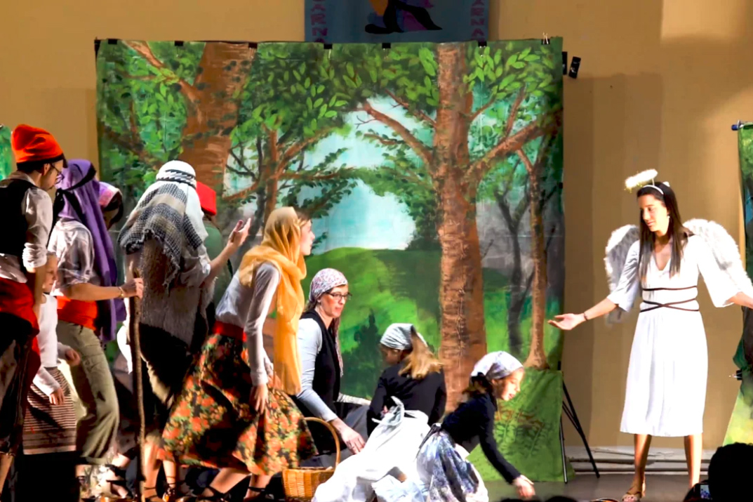 A Catalan Christmas Pageant in Washington, D.C.