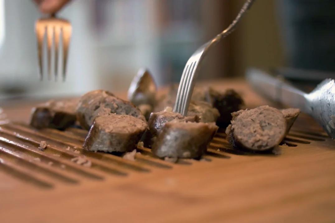 DIY Swedish Smörgåsbord: Potatis Korv Sausage