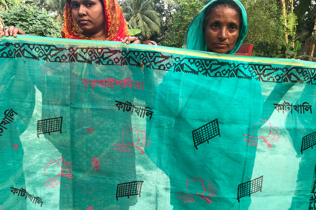 Artisans in Katakhali, Bangladesh. Photo  courtesy of Monica Jahan Bose