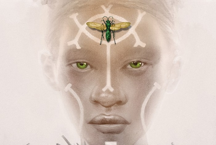 "Cover art of ""Akata Witch"" by Nnedi Okorafor. Image courtesy of Viking Books for Young Readers"