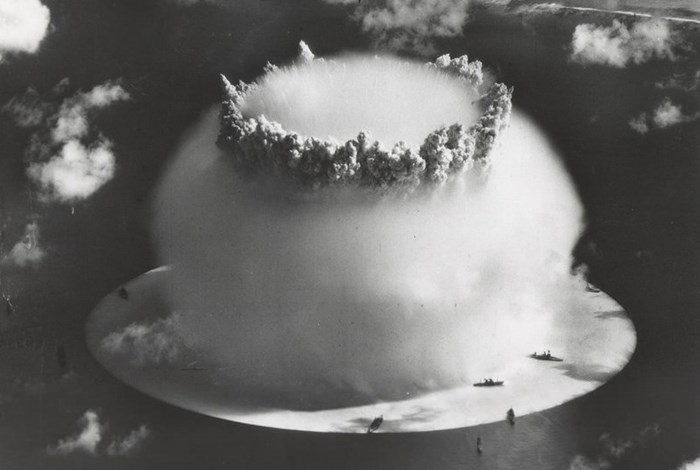 an overview of the american shame for the atomic bomb Debate: bombing hiroshima and nagasaki from director of the nuclear studies institute at american university in the atomic bomb played no.