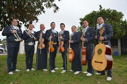 Mariachi Arcoiris, the world's first LGBTQ mariachi