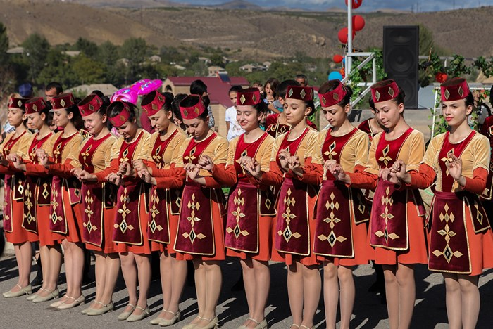 <em>Handes!</em> Armenian Dance Summit at 2018 Festival
