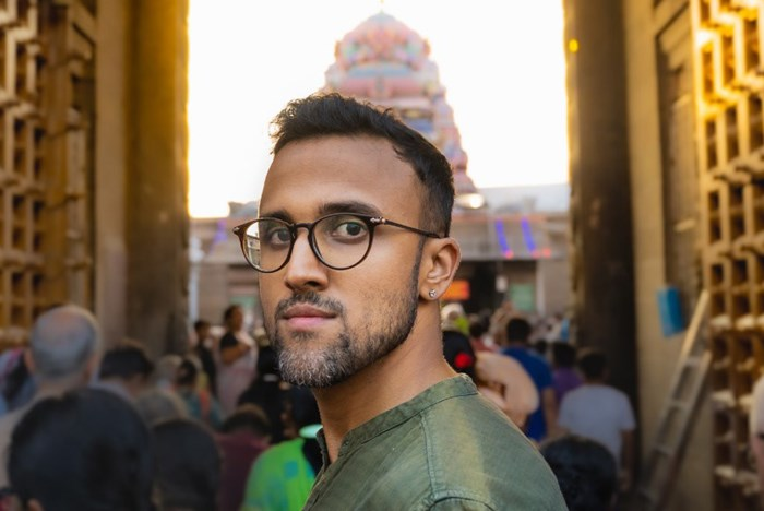 Story Circle: Vocalist Aditya Prakash on Tradition & Innovation
