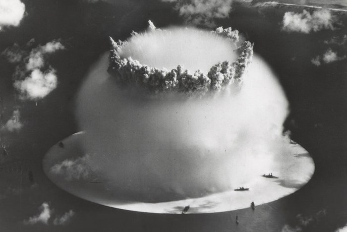 From Trinity to Crossroads: Folklore of the First Atomic Bomb Tests