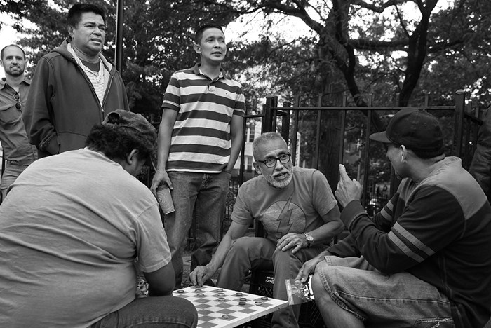 La Esquina: <br>Latino Life on a Mount Pleasant Street Corner