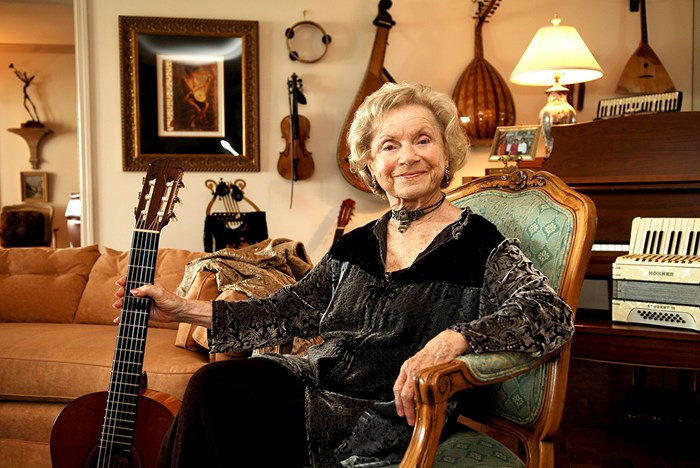 A Ladino Legacy: Flory Jagoda and Her Accordion