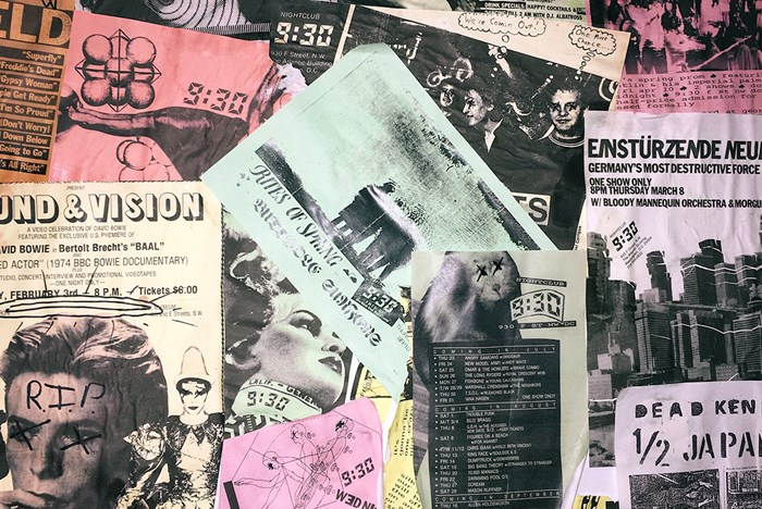 The Face of the Underground: DIY Show Posters in D.C.