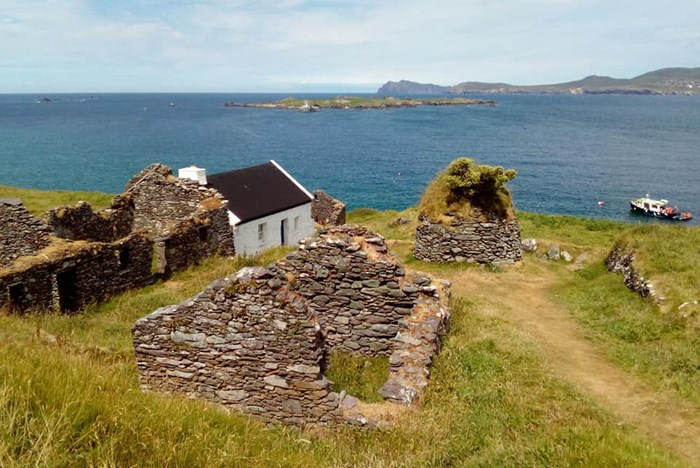 Language as a Story: <br>Learning Irish in Corca Dhuibhne