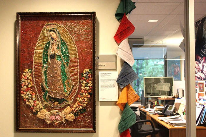 Object Oriented: The Virgin of Guadalupe's Festival Following