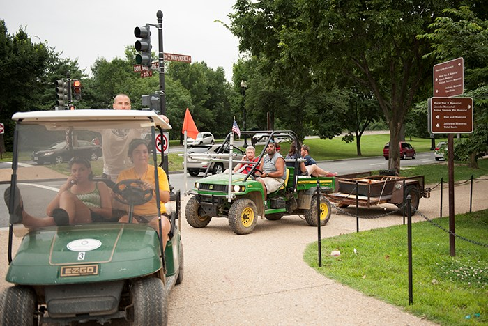 How I Fell in Love with Cultural Communications on a Golf Cart