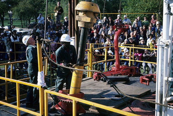 Energetic Efficiency: Oil and Coal Workers at the 1978 Folklife Festival