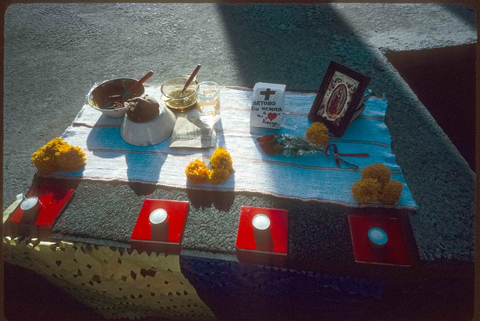 Altered Altars: The Changing Traditions of Día de los Muertos