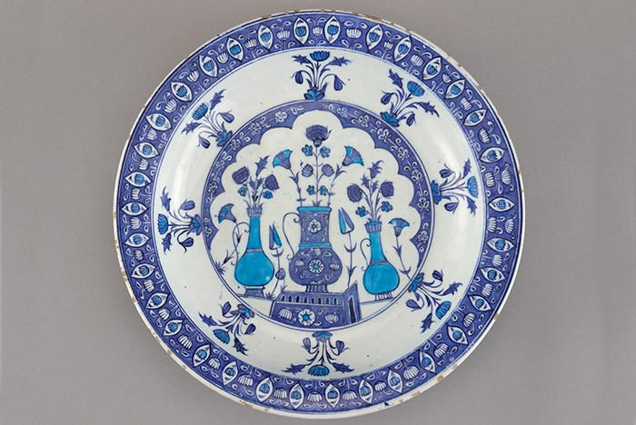 Calligraphy, Geometry, and Florals: Design Motifs in Kütahya Pottery