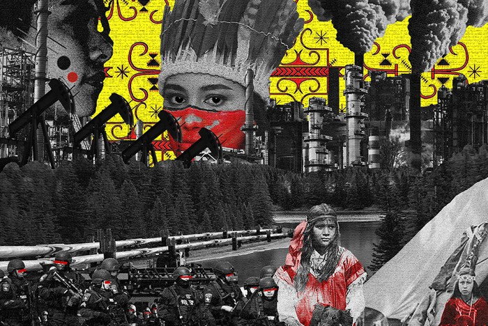 Native Land, Native Leadership: Restructuring the Climate Movement