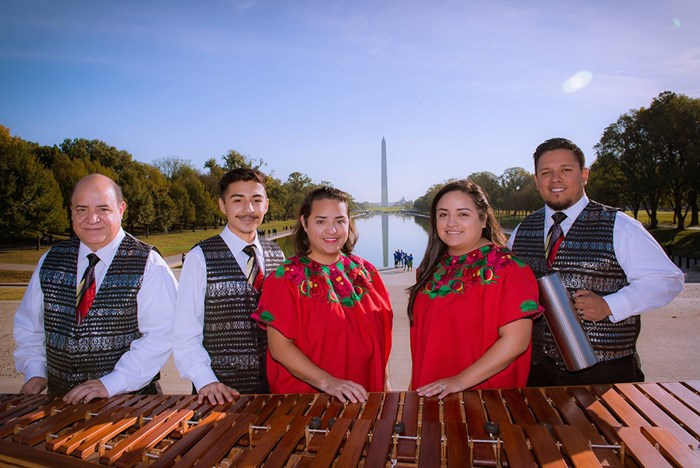 United by the Marimba: A Guatemalan Family Carries on Musical Traditions in Maryland