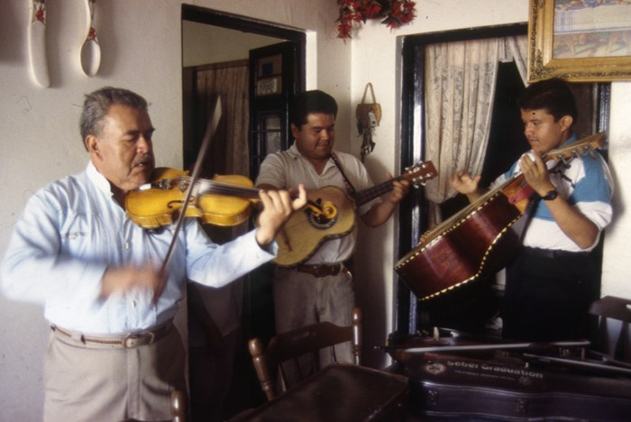 The Legacy of Santa Claus and His Mariachi Family