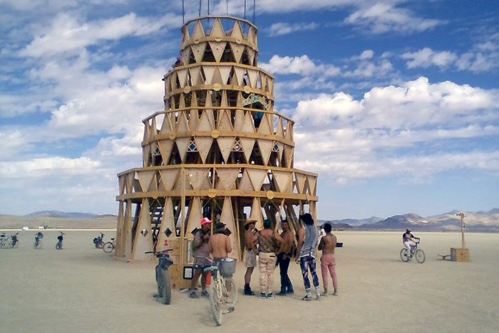 The Folklore and Folklife of Burning Man