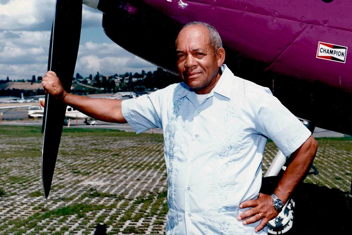 His Storied Life: James Wiley, Tuskegee Airman and American War Hero