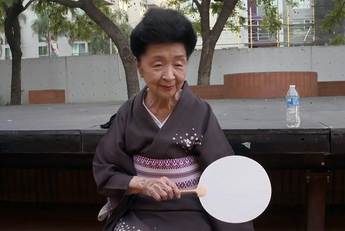 Madame Kansuma at 102: On Confinement and Little Tokyo's Cultural Heritage