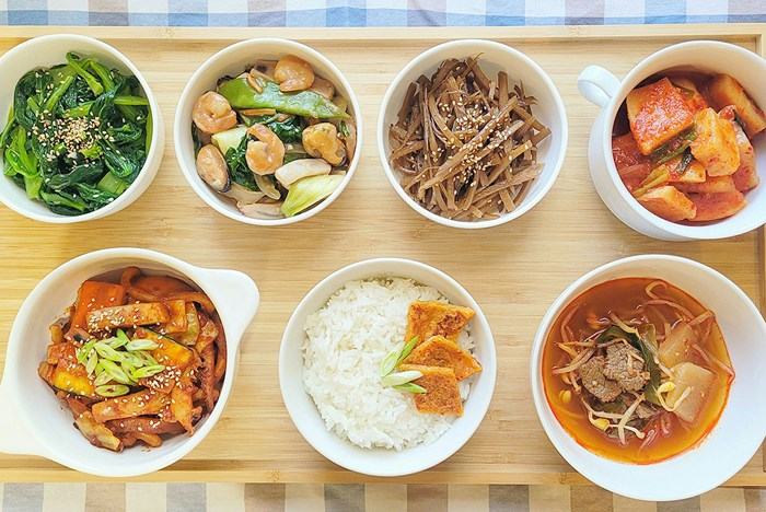 "Where <i>Bapsang</i> Is Home: Korean ""Cottage Foods"" in America"