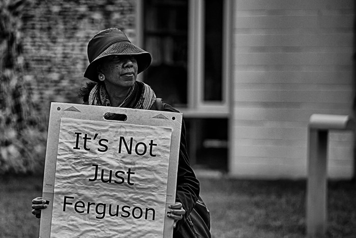 Cultural Democracy in the Age of Ferguson