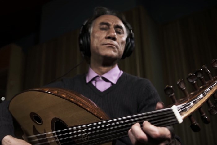 A Reflection on Recording Rahim AlHaj's <em>Letters from Iraq</em>