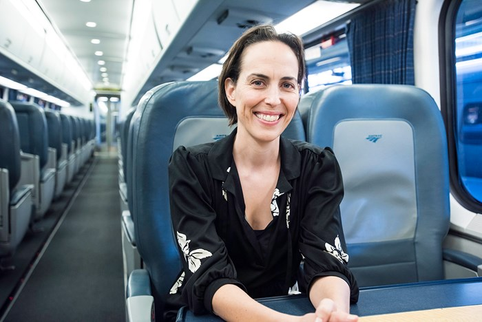 Table Talk: Never Eating Alone Is Easy on Amtrak