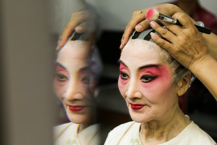 In the Days of Peony Flowers: A Contemporary Reflection on Chinese Kunqu Opera