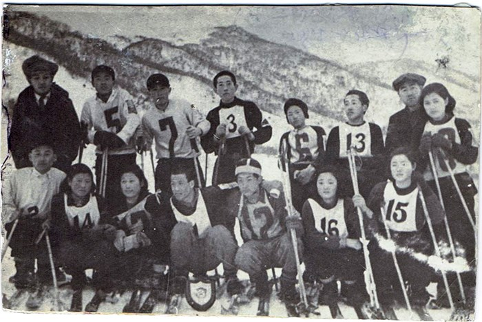 A History of Skiing in Korea: <br>From Bamboo Skis to the Olympic Games