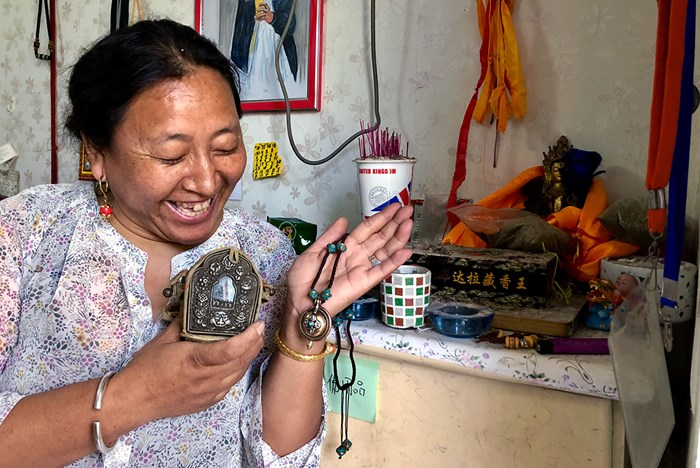 Karmic Knots: A Tibetan Jeweler's Journey