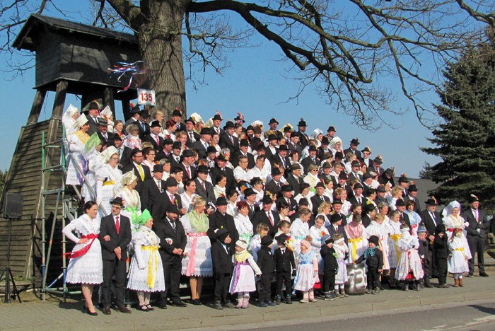 The Zapust Tradition in Lower Lusatia