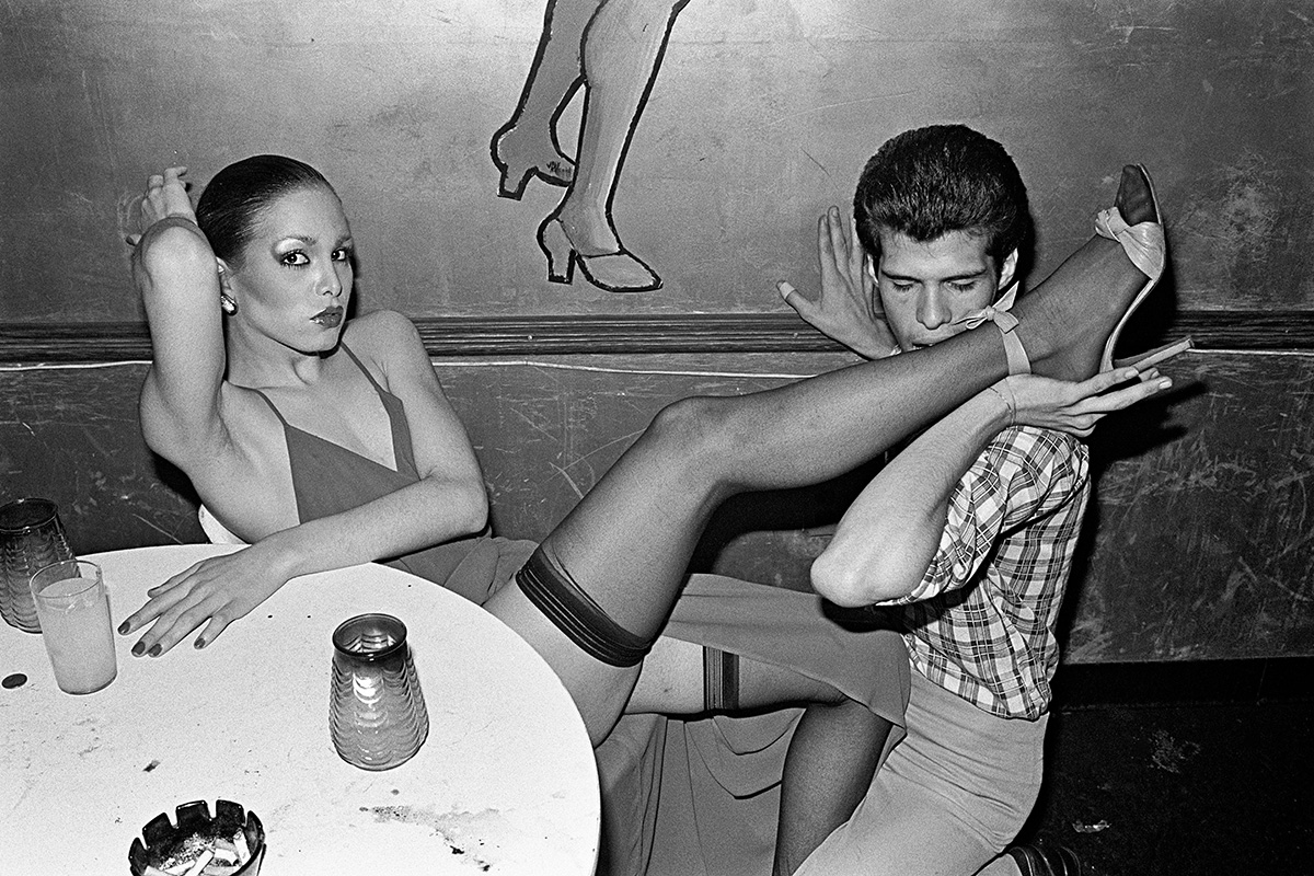Shoot to Thrill: Picturing New York's Underground Dance Music Culture 1977-1999
