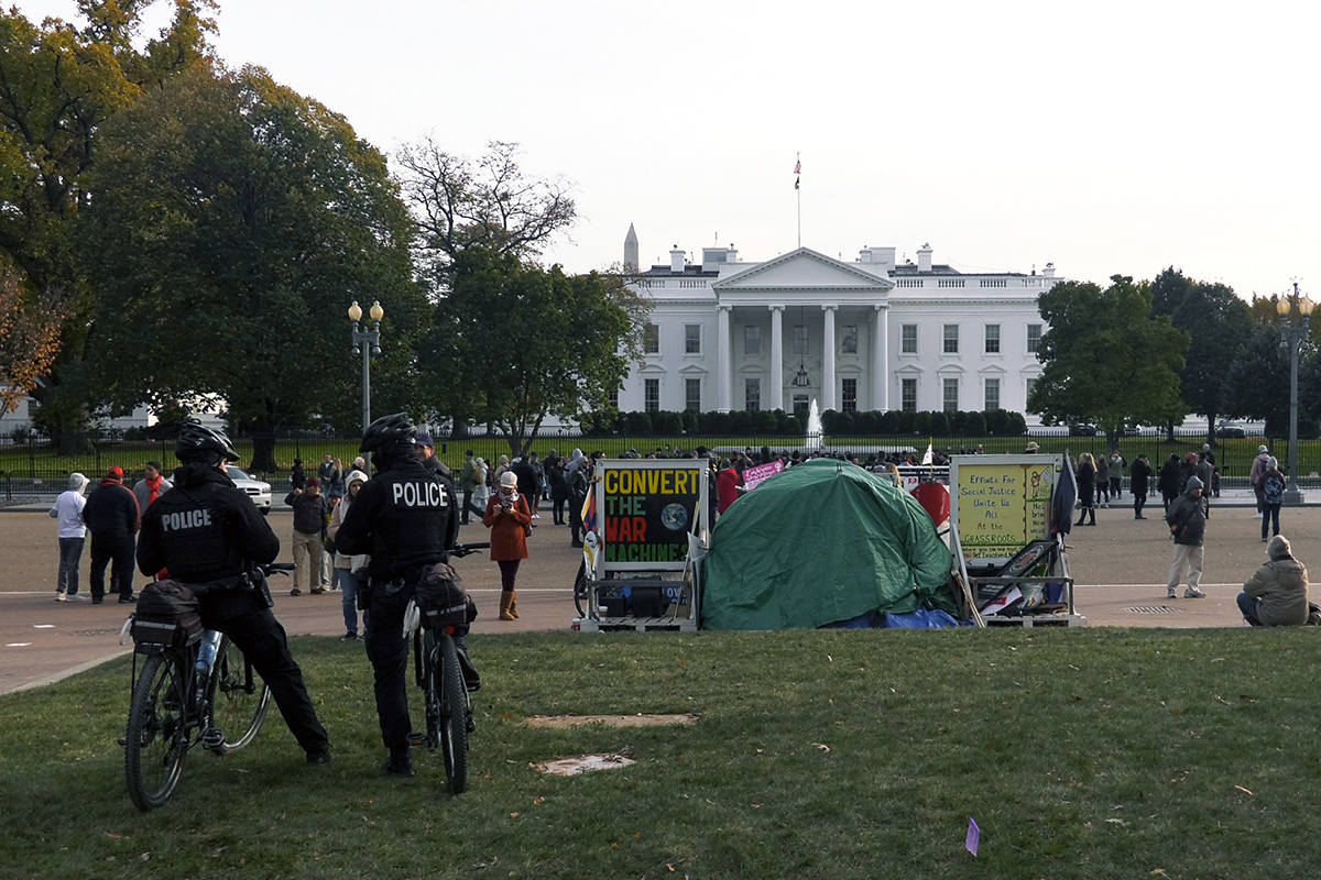 White House Peace Vigil