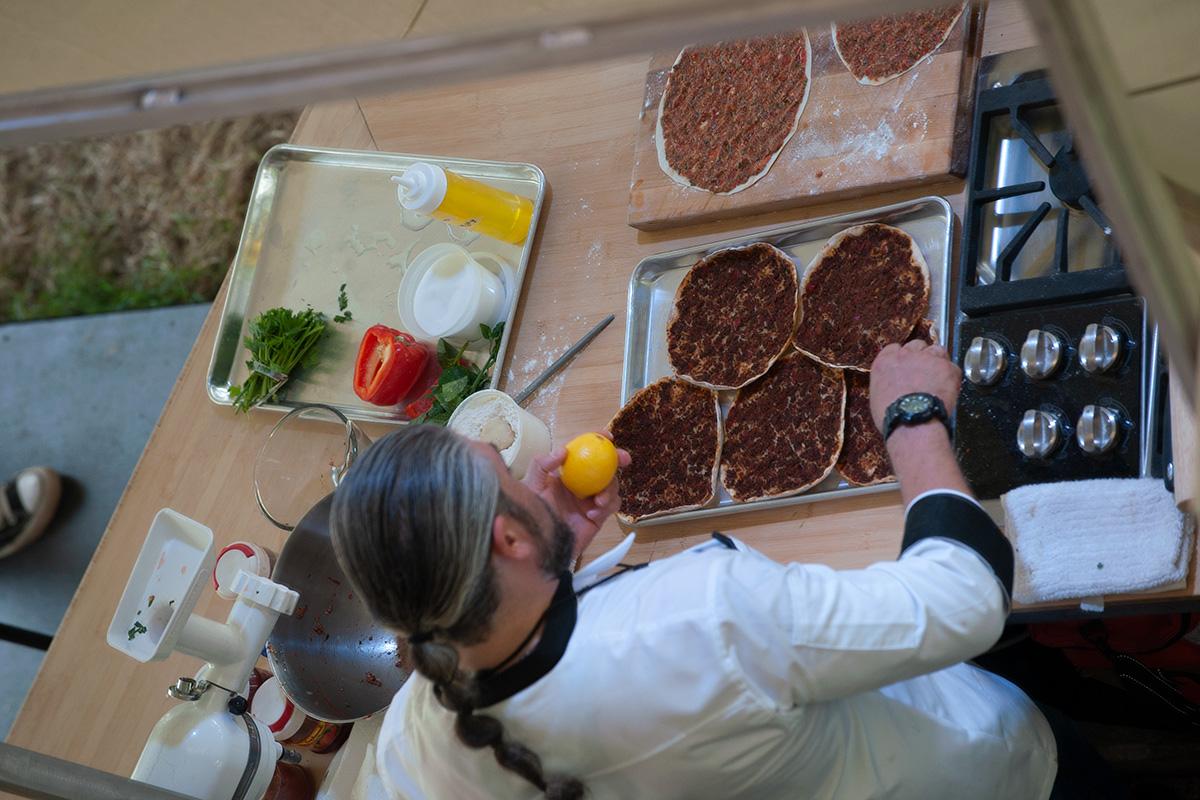Food and Longing in the Armenian Diaspora