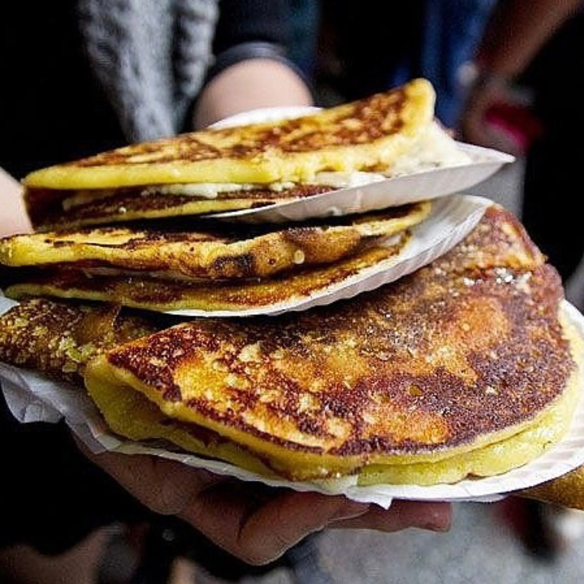 Cachapas Don Luis, Panama City
