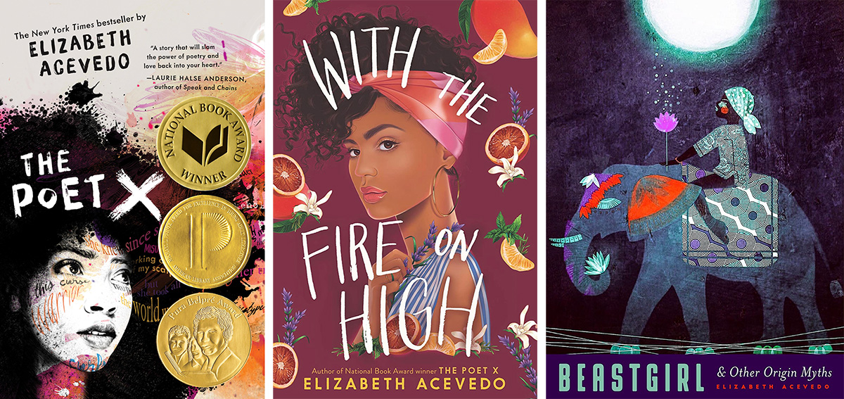 Books by Elizabeth Acevedo