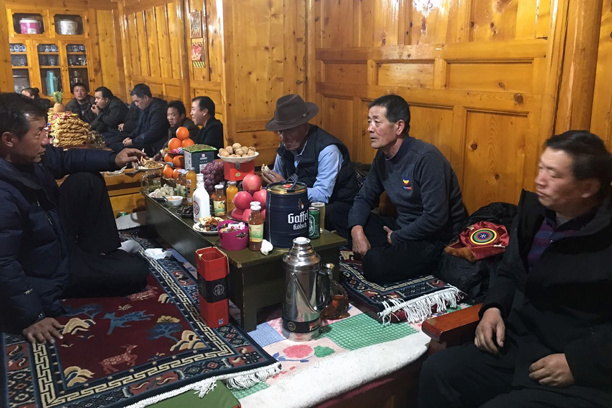 Losar Tibetan New Year