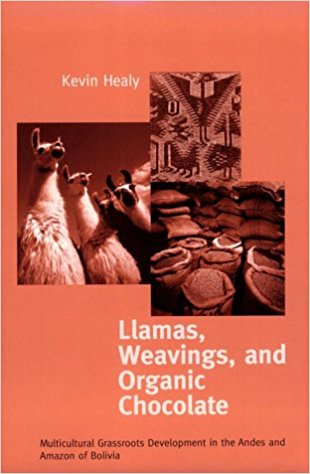 Llamas, Weavings, and Organic Chocolate