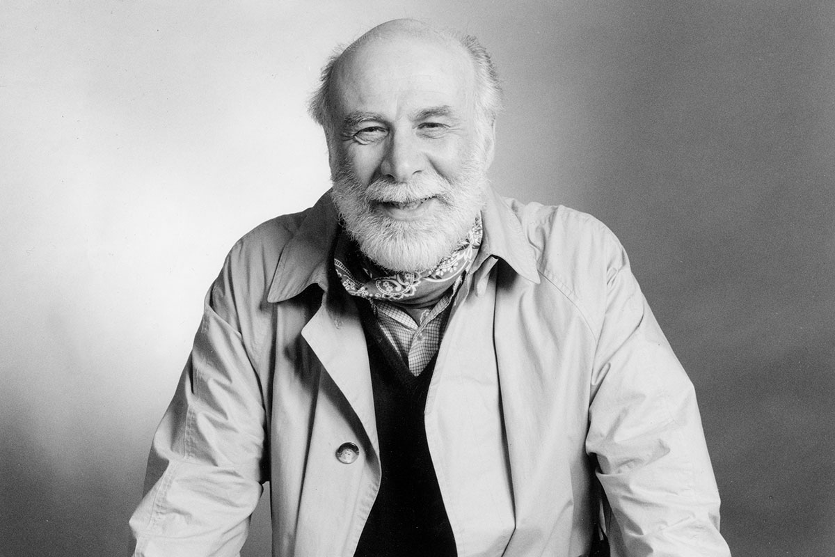 Ralph Rinzler, founding director of the Smithsonian Folklife Festival.