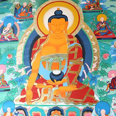Painting the Sacred: Tibetan Thangka