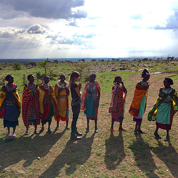 Sustaining Cultural Life of Kenya in a Conservancy